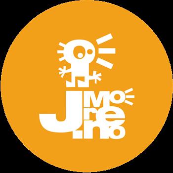 Jmoreno Sonido logo amarillo